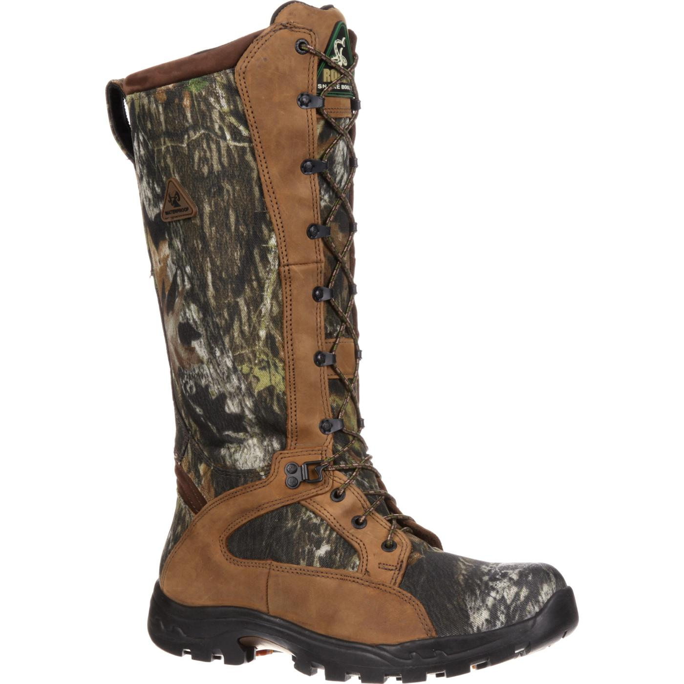 Rocky Snake Boots Hunting