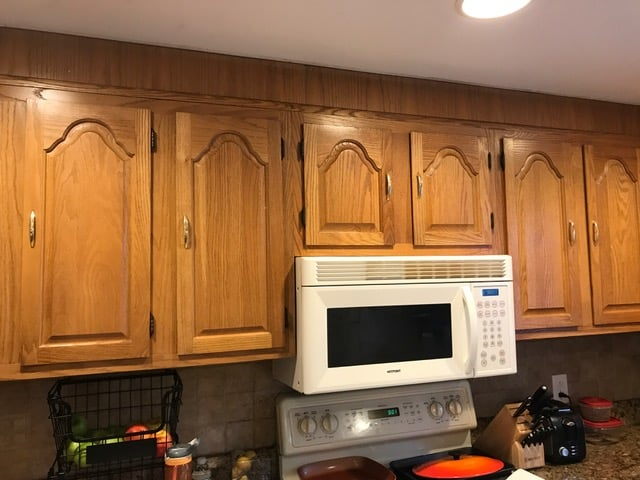 Diy Kitchen Cabinet Refacing The Easy, Do It Yourself Kitchen Cabinet Refacing