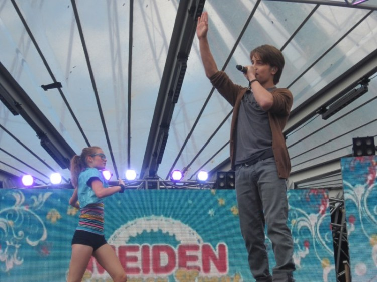 Walibi Holland Meiden Summer Event 2012