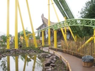 Station d'Wervelwind 2012