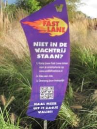 Fast Lane Walibi Holland
