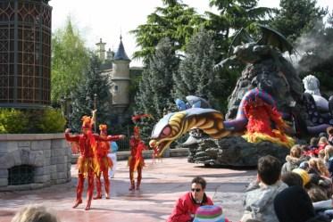 Disneyland Parijs 2008