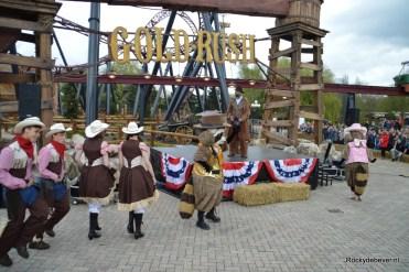 Opening Gold Rush 1848 Slagharen (35)
