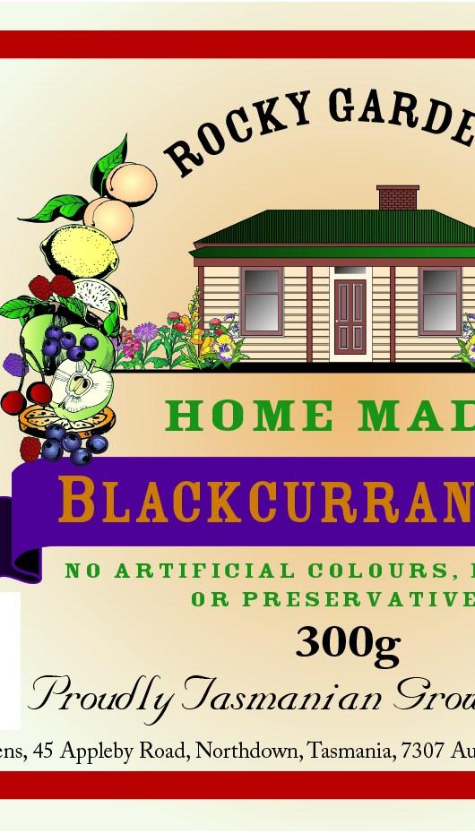 Blackcurrant Jam Nutritional Information