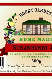 Strawberry Jam Nutritional Information
