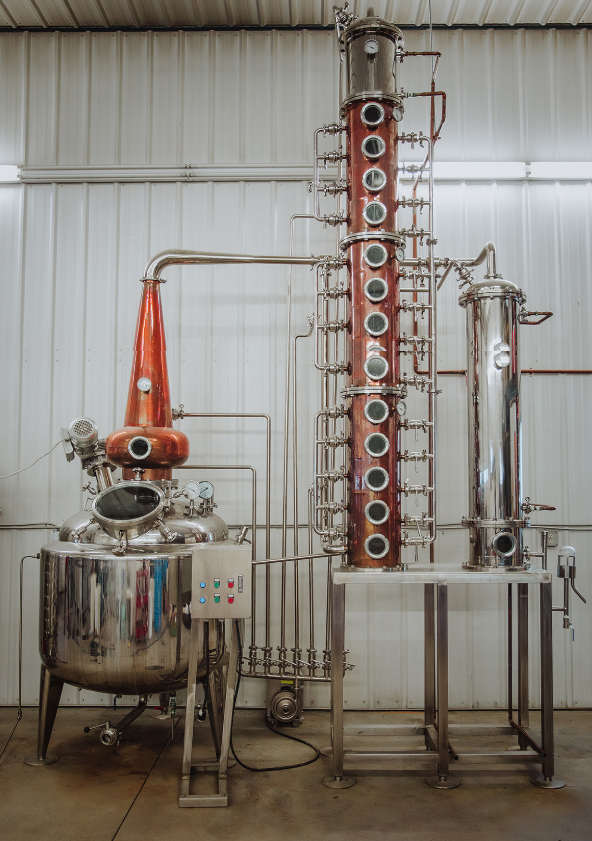 Rocky Mountain Big Horn Distillery