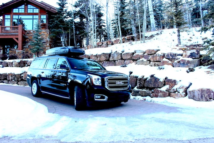 Car Service From Denver Airport