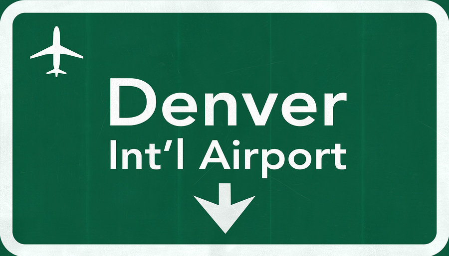 Car Service From Denver Airport Rocky Mountain Black Car