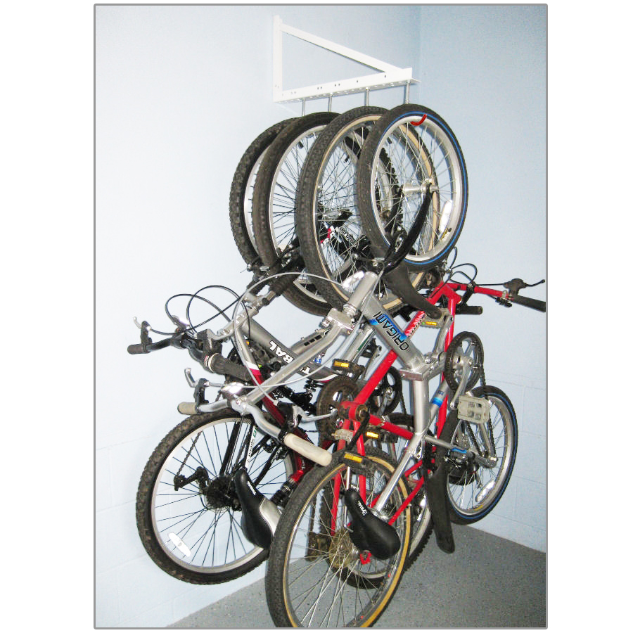 Le Meilleur Garage Hanging Bike Rack Garage Storage Bike Rack Storage Ce Mois Ci