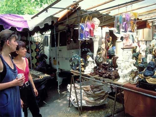 Le Meilleur Paris For Vacation Flea Markets In Paris Ce Mois Ci
