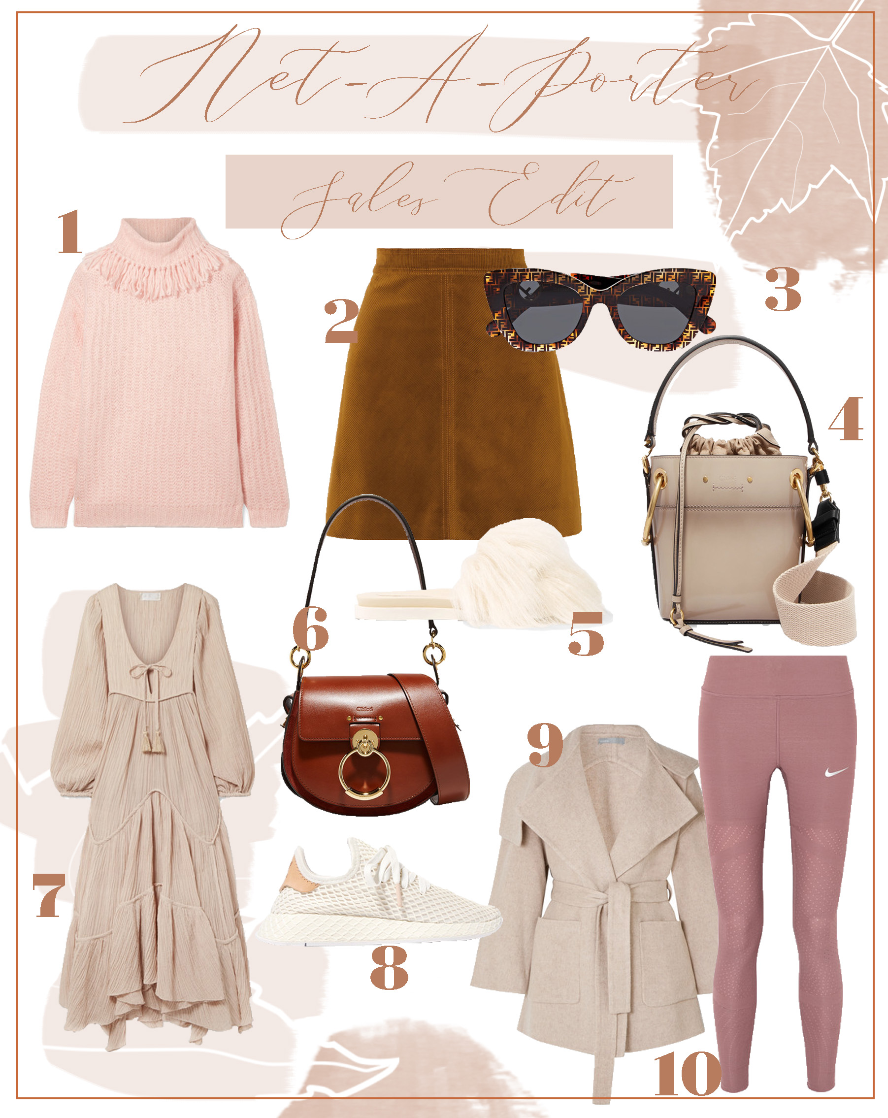 Le Meilleur What To Buy In The Net A Porter Sale Fashion Mumblr Ce Mois Ci