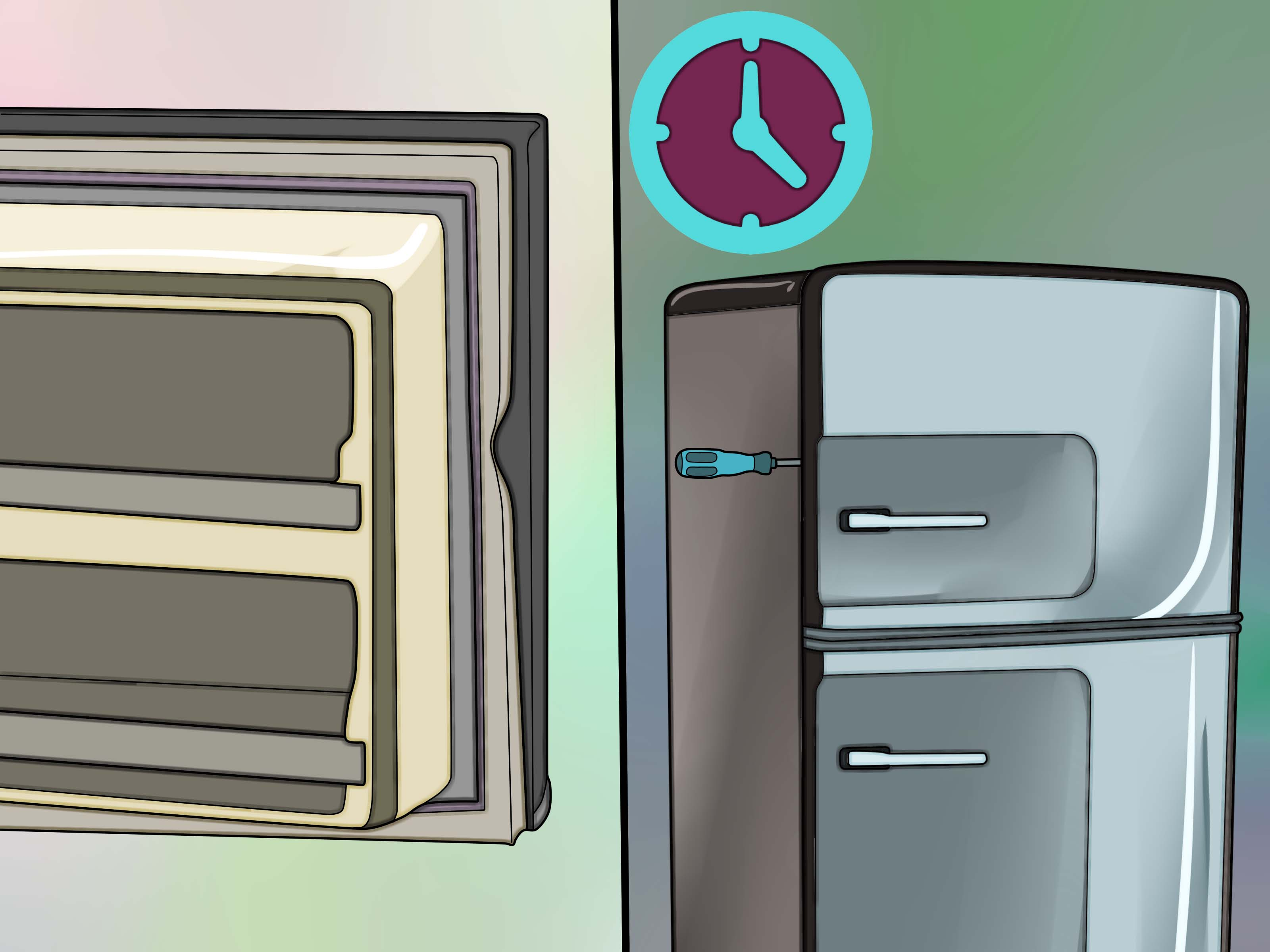Le Meilleur How To Replace A Refrigerator Door Seal 15 Steps With Ce Mois Ci
