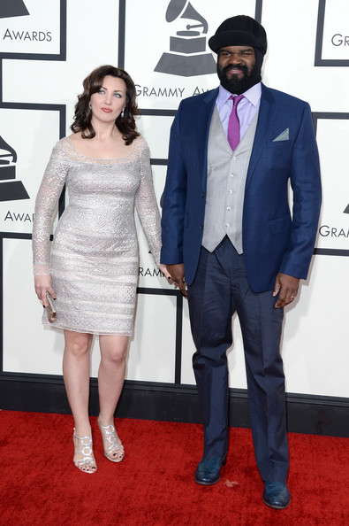 Le Meilleur Gregory Porter And Date The Hottest Couples At The 2014 Ce Mois Ci