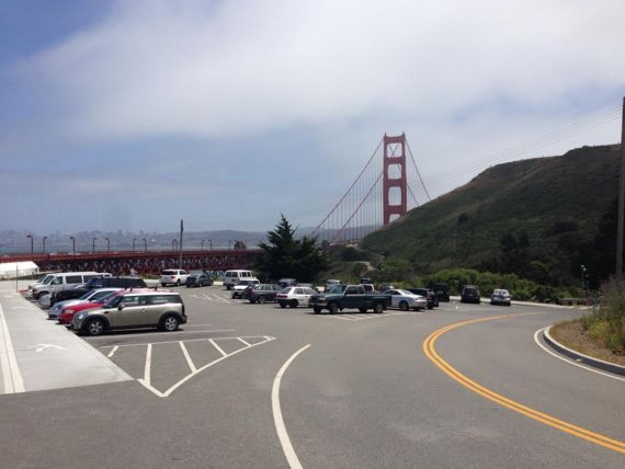 Le Meilleur Oursausalito Com Walk From The Golden Gate Bridge To Ce Mois Ci