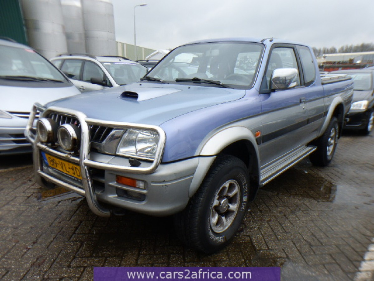Le Meilleur Mitsubishi L200 2 5 Td 64408 Used Available From Stock Ce Mois Ci