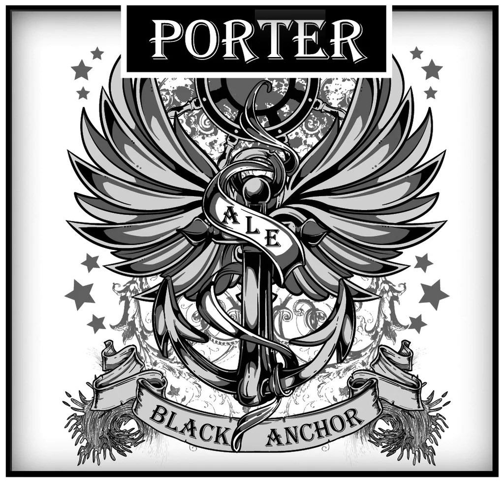 Le Meilleur Black Anchor Porter All Grain Kit – Brew Grow Minnesota Ce Mois Ci Original 1024 x 768