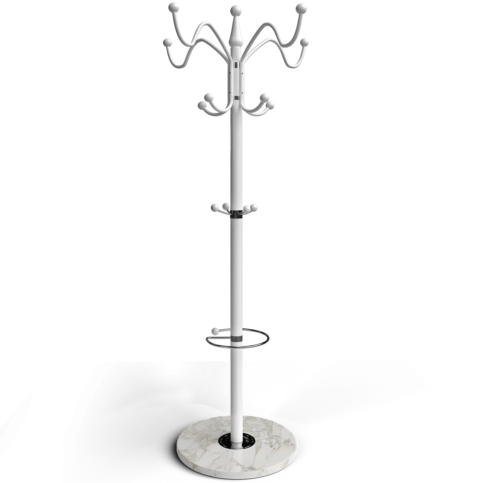 Le Meilleur Coat Stand Clothes Rack 1 7M Hat Coat Stand Metal Clothes Ce Mois Ci