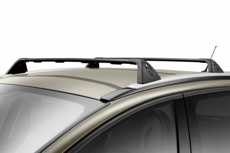 Le Meilleur Peugeot 5008 Lockable Roof Bars Quick Release All 5008 Ce Mois Ci