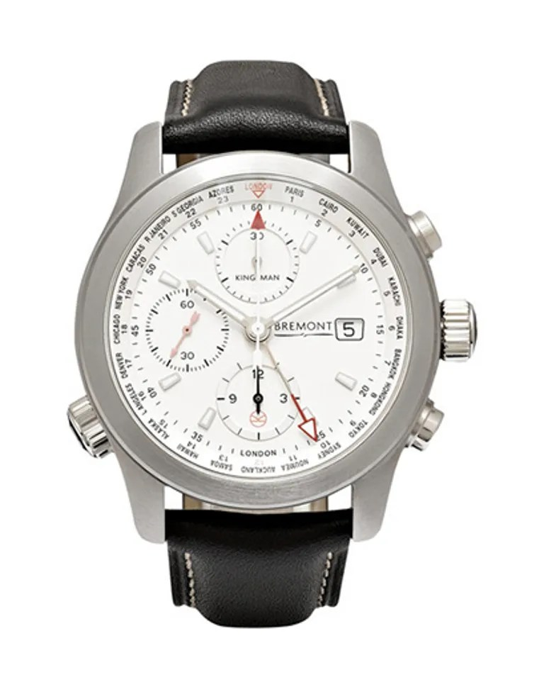Le Meilleur Watch Of The Week Bremont Alt1 Wt Wh World Timer Gq Ce Mois Ci