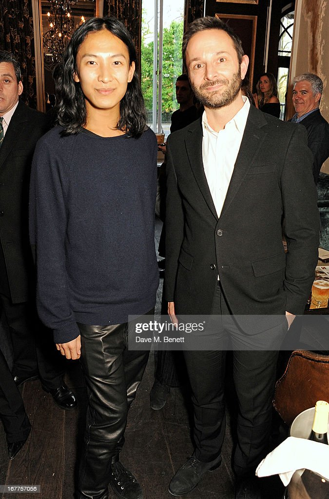 Le Meilleur Mr Porter Com Alexander W*Ng Capsule Launch Party At Ce Mois Ci