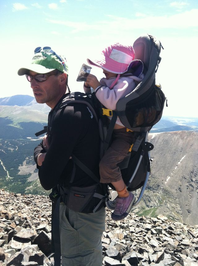 Le Meilleur The Best Hiking Carriers For Mountain Kids 2012 Ce Mois Ci