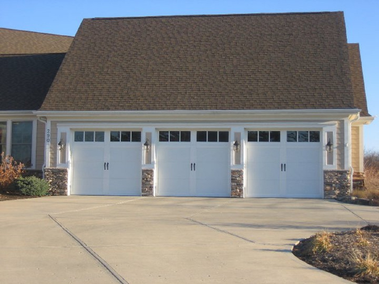 Le Meilleur Garage Door Installation Fort Worth Overhead Garage Door Ce Mois Ci