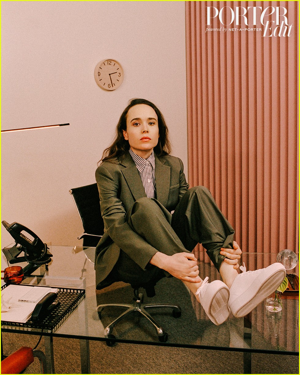Le Meilleur Ellen Page Opens Up About Being Pressured By Hollywood To Ce Mois Ci