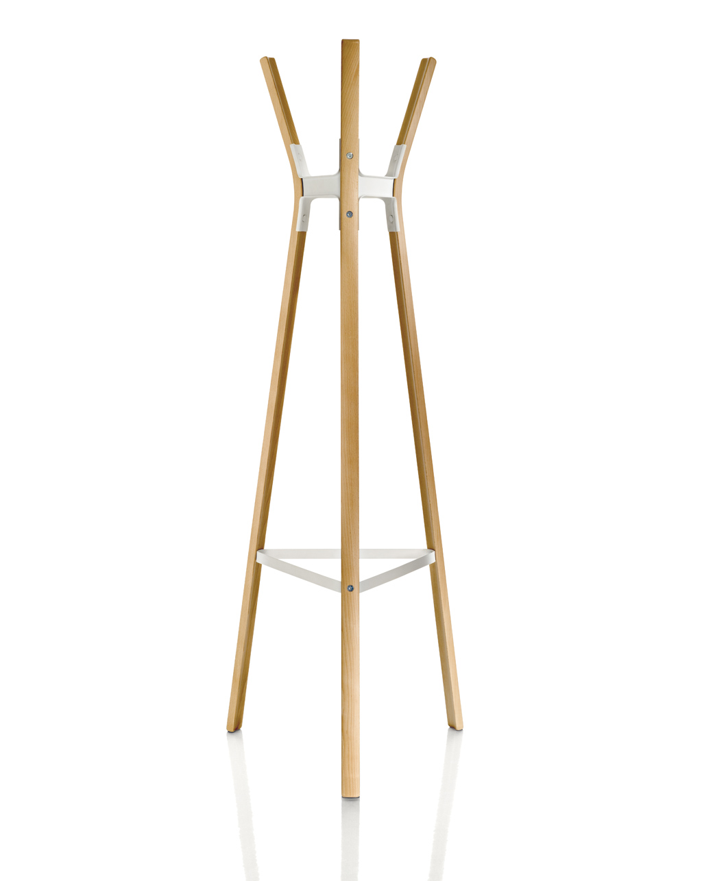 Le Meilleur Erwan Bouroullec And Ronan Bouroullec Steelwood Coat Stand Ce Mois Ci