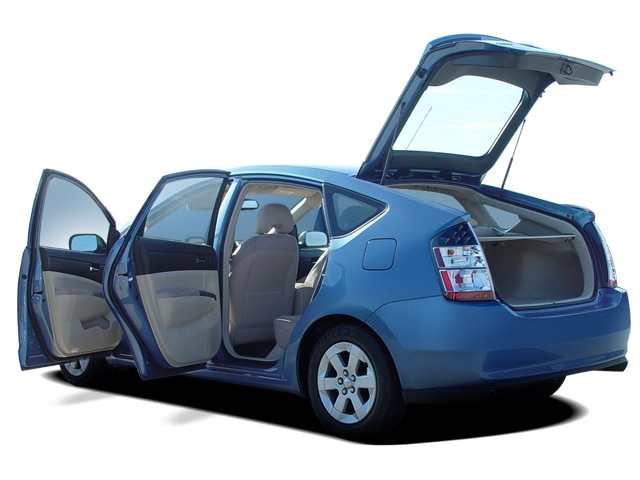 Le Meilleur 2004 Toyota Prius Reviews And Rating Motor Trend Ce Mois Ci