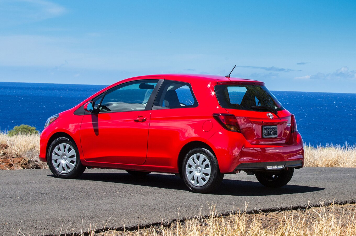 Le Meilleur 2015 Toyota Yaris Review And Rating Motor Trend Ce Mois Ci