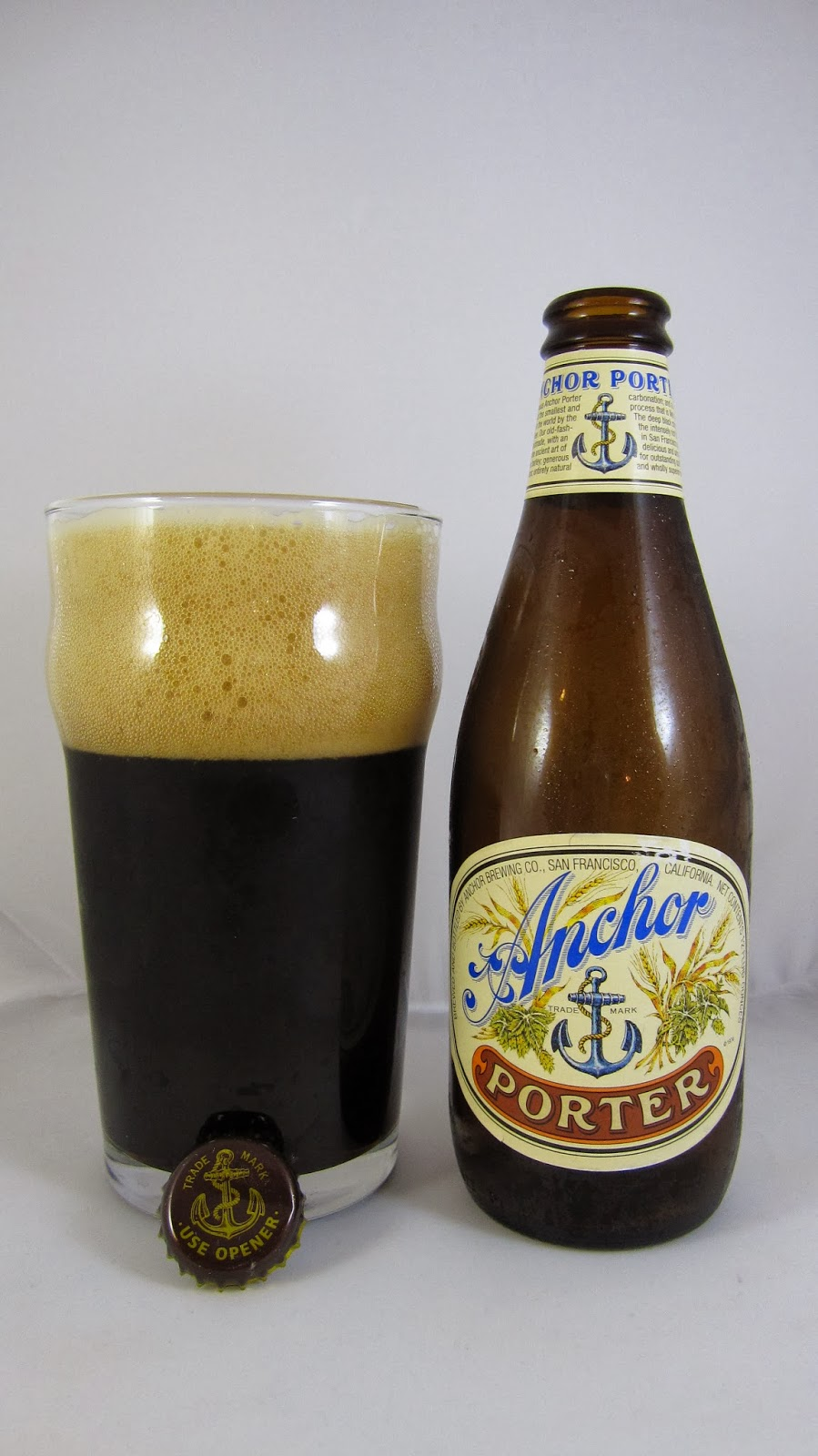 Le Meilleur Chad Z Beer Reviews Anchor Porter Ce Mois Ci
