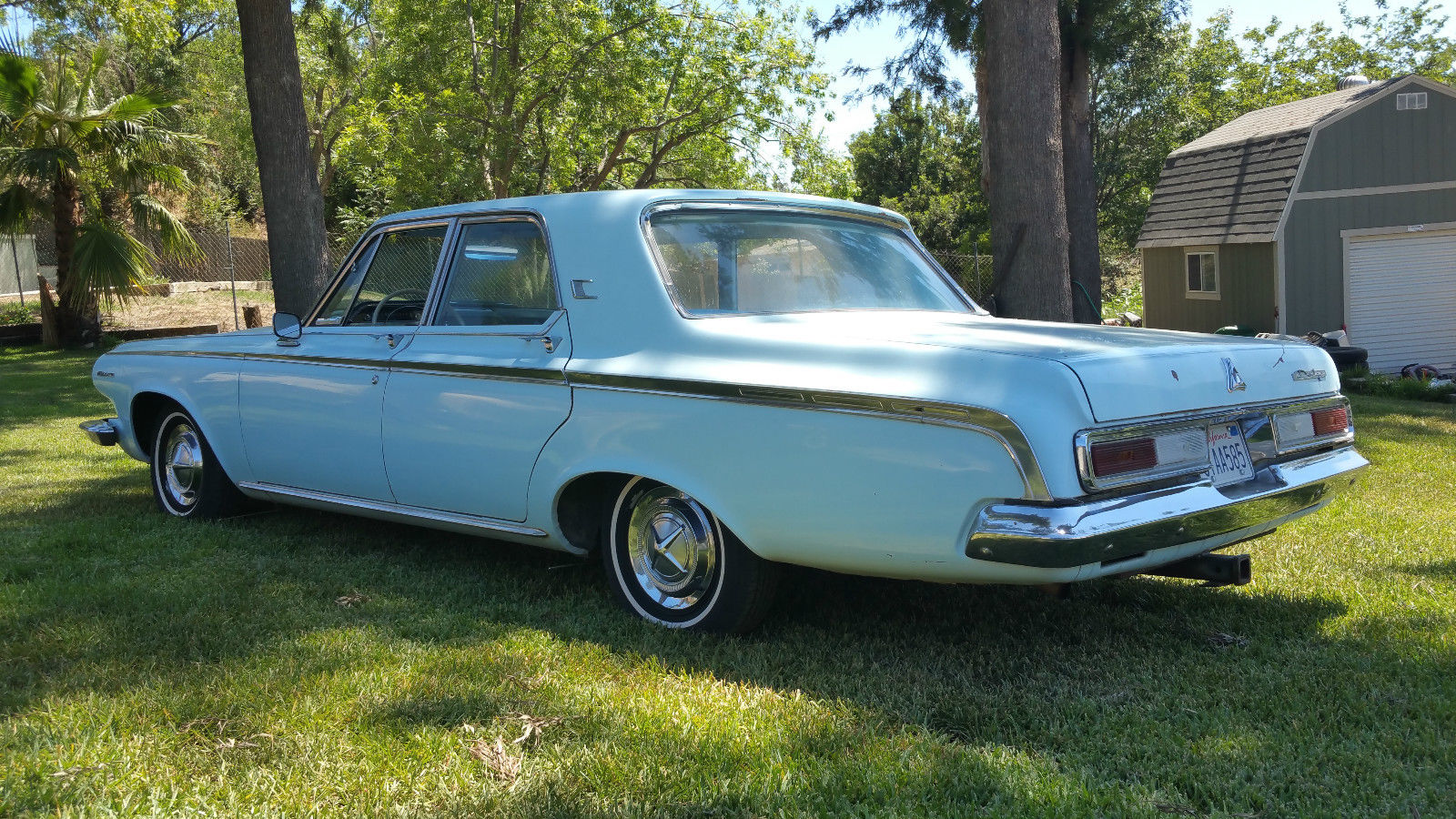 Le Meilleur All American Classic Cars 1963 Dodge Polara 4 Door Sedan Ce Mois Ci