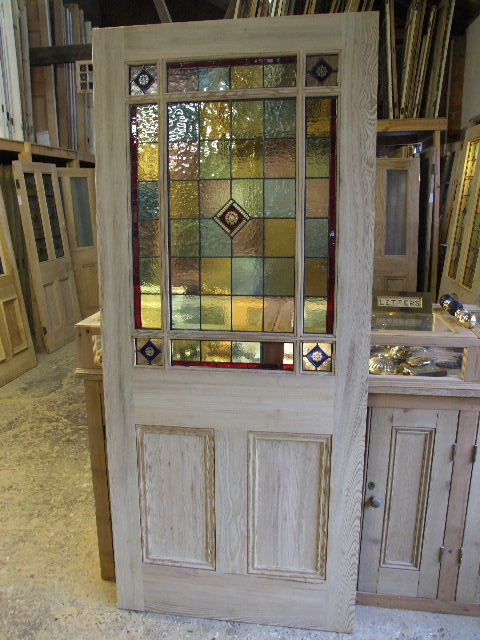 Le Meilleur Downham Stained Glass Doors Company Ce Mois Ci