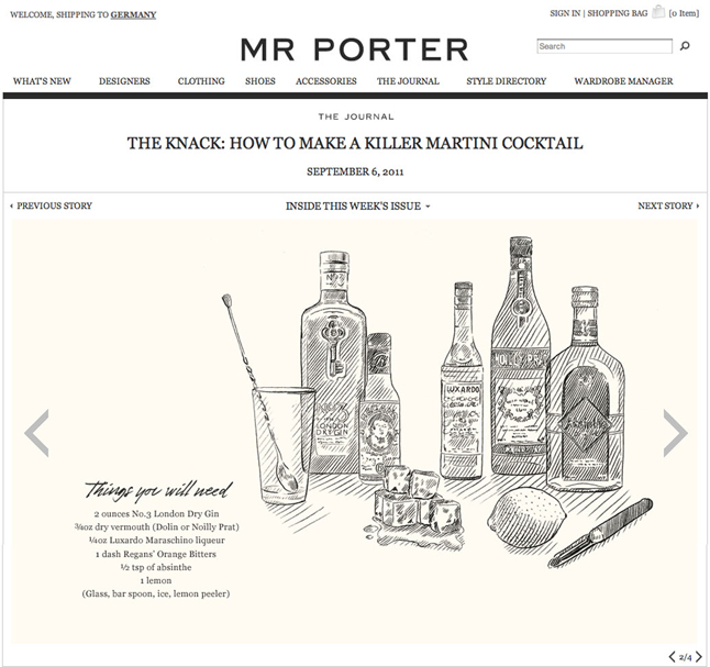 Le Meilleur Mr Porter Anje Jager Art Direction Graphic Design Ce Mois Ci