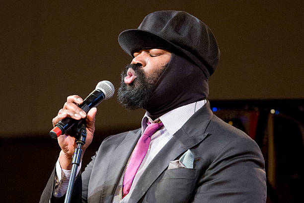 Le Meilleur Gregory Porter At The Hollywood Bowl In Hollywood Ca Ce Mois Ci