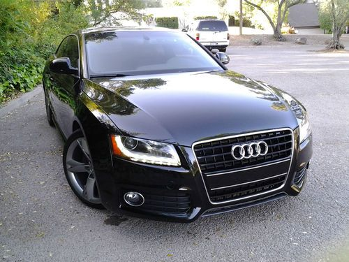 Le Meilleur Purchase Used 2009 Audi A5 Quattro S Line Coupe 2 Door 3 Ce Mois Ci