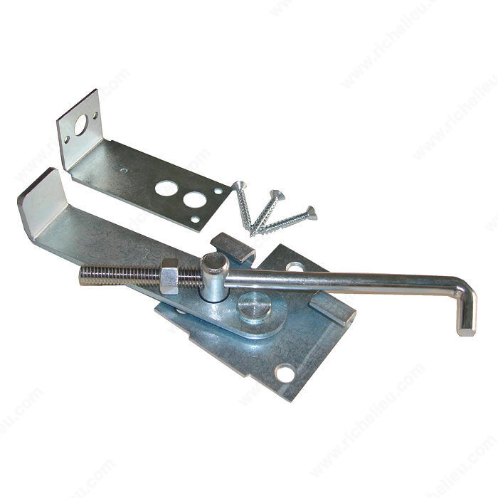 Le Meilleur Jamb Latch For Sliding Door Richelieu Hardware Ce Mois Ci