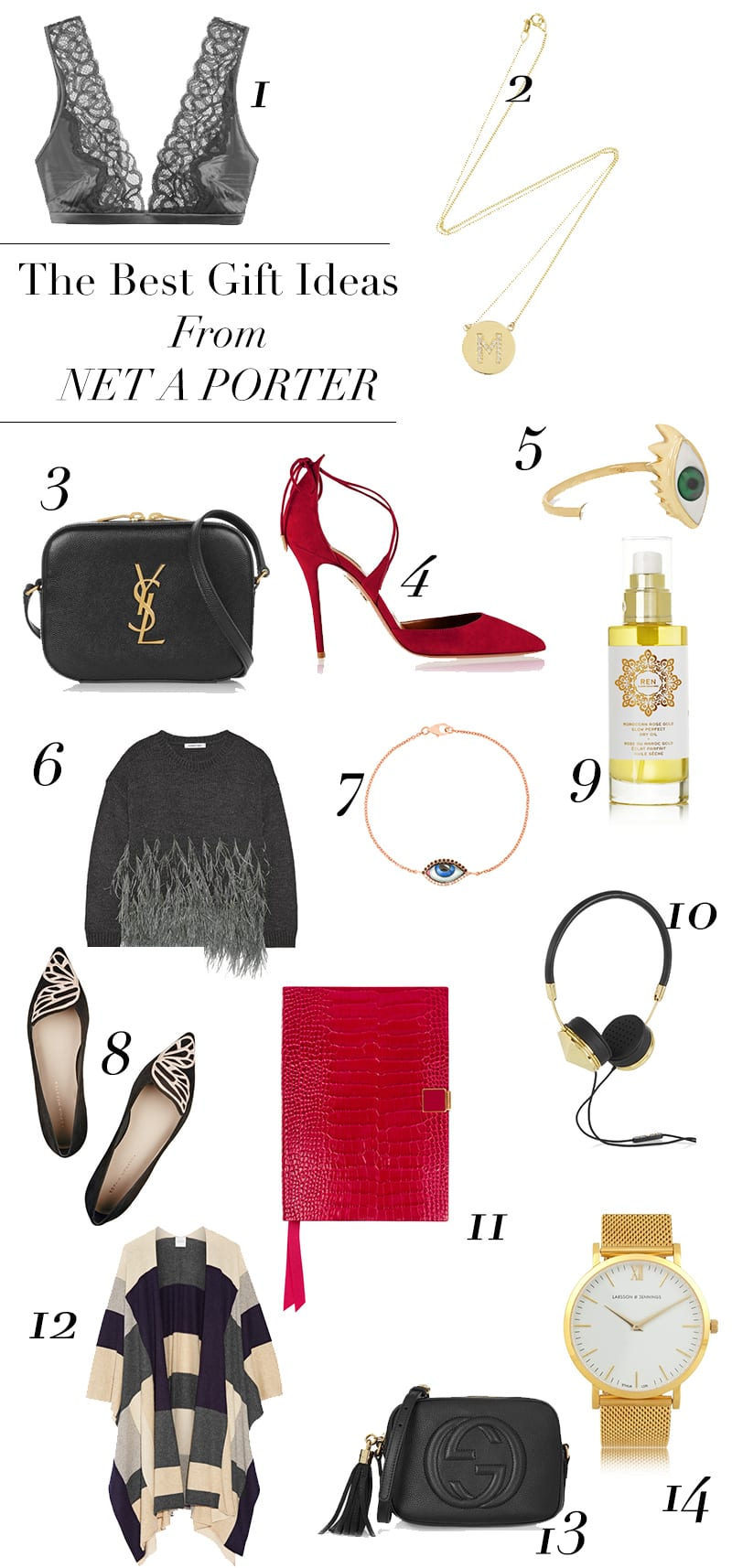 Le Meilleur The 14 Best Holiday Gifts To Buy From Net A Porter For The Ce Mois Ci