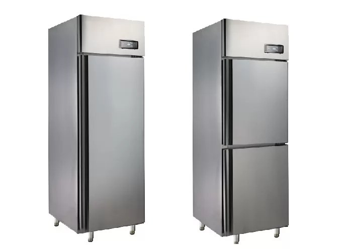 Le Meilleur Commercial Upright Refrigerator Stainless Steel Fridge Ce Mois Ci