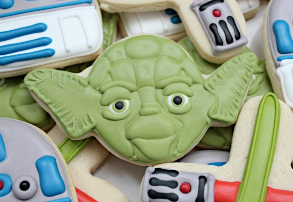 Le Meilleur Yoda Cookies – The Sweet Adventures Of Sugar Belle Ce Mois Ci