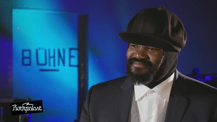 Le Meilleur Video Gregory Porter Interview Rockpalast Sendungen Ce Mois Ci