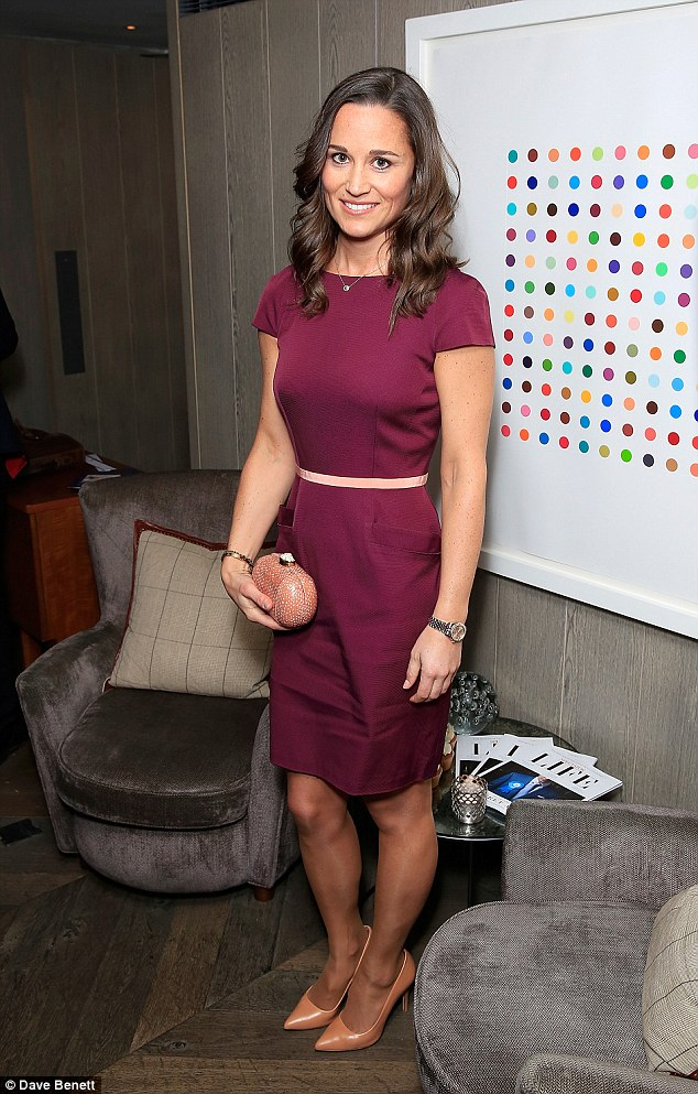 Le Meilleur Pippa Middleton Shows Off Her Spring Style In Sunny London Ce Mois Ci