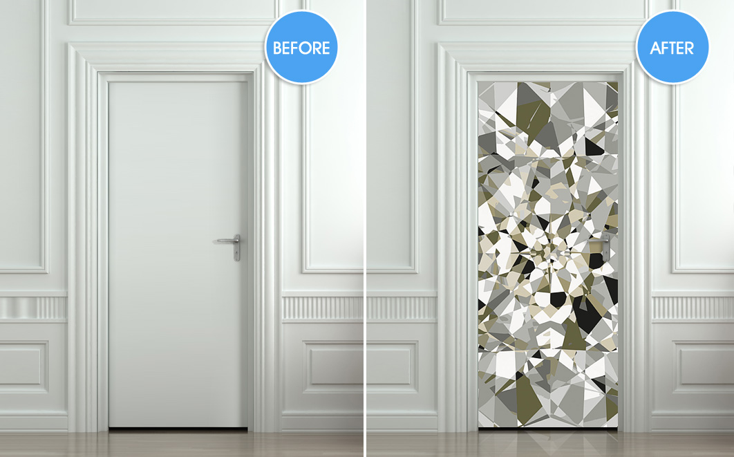 Le Meilleur 10 Cool Wall Door Stickers – Murals Decoholic Ce Mois Ci