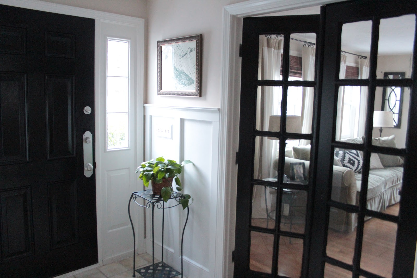 Le Meilleur Black Painted Interior Doors Why Not Homesfeed Ce Mois Ci