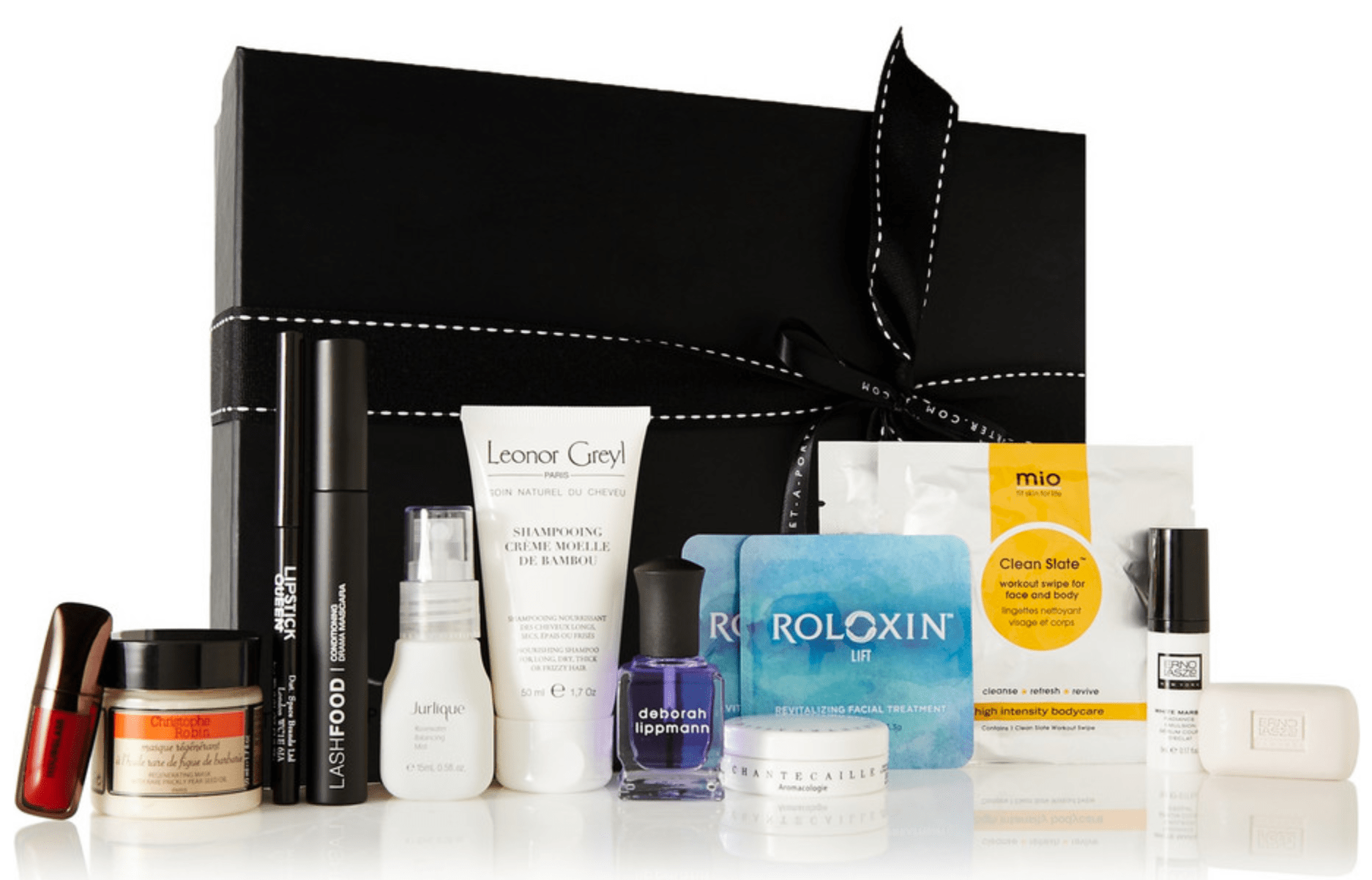 Le Meilleur Net A Porter Travel Kit Limited Edition Box Available Now Ce Mois Ci