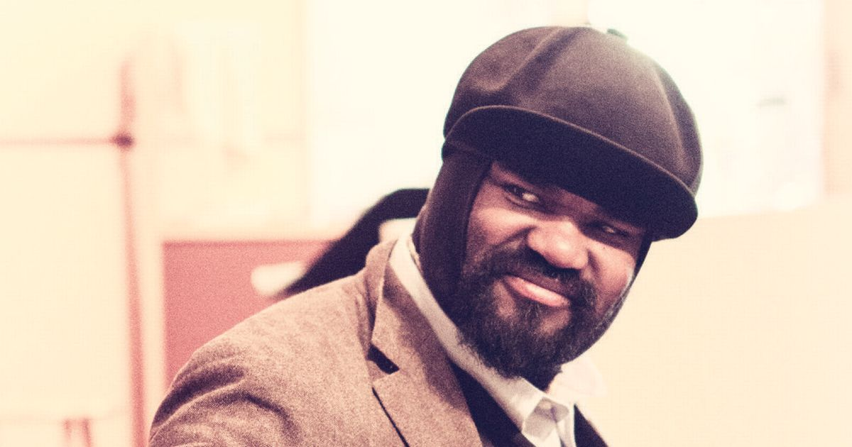 Le Meilleur Gregory Porter On His Tour Playing Liverpool Again And Ce Mois Ci