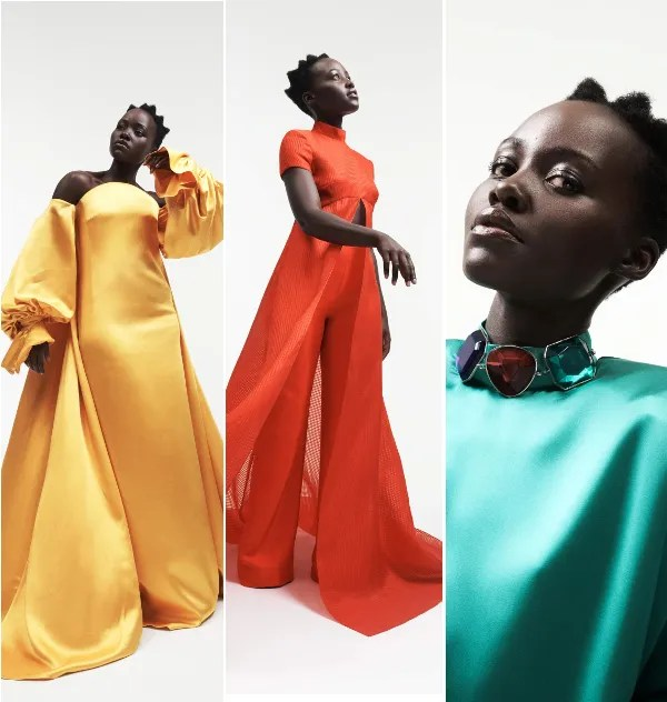 Le Meilleur Lupita Nyong O Credits African American Women For The Ce Mois Ci