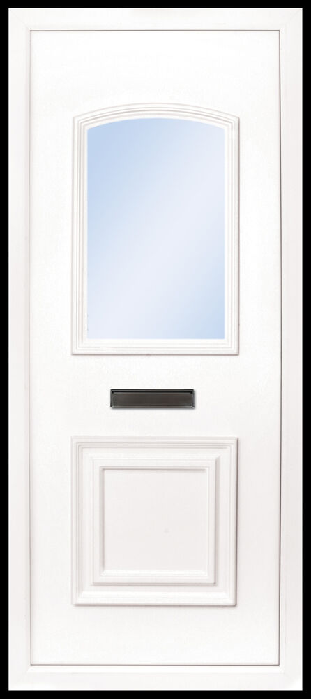 Le Meilleur Pvc Upvc White Full Door Panel 20Mm 24Mm 28Mm 790Mm X Ce Mois Ci