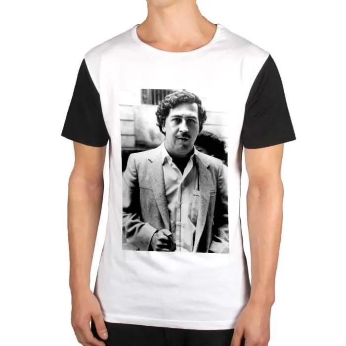 Le Meilleur Escobar 49 Pablo Escobar Graphic Birth Year Long Length Ce Mois Ci