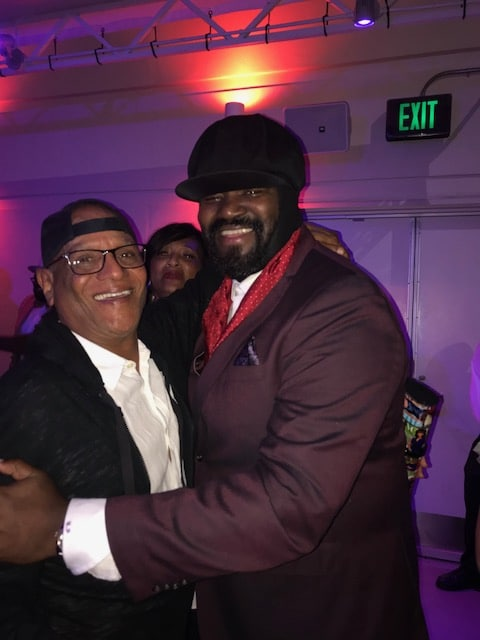 Le Meilleur Billy Valentine With Gregory Porter At Hollywood Bowl Ce Mois Ci